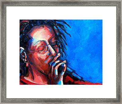 Since I Fell For You Framed Print by Jackie Merritt