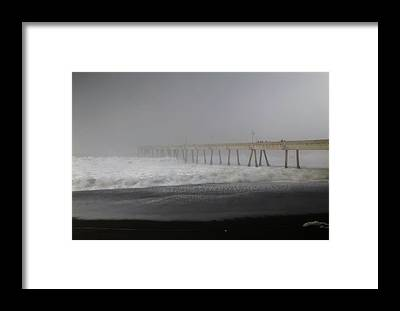 Pacifica Framed Prints