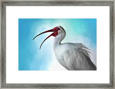 Sing, Sing A Song... Framed Print