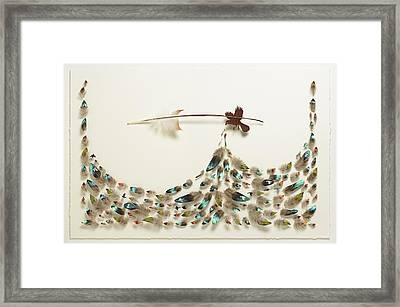 Singing Bird 21 Framed Print by Chris Maynard