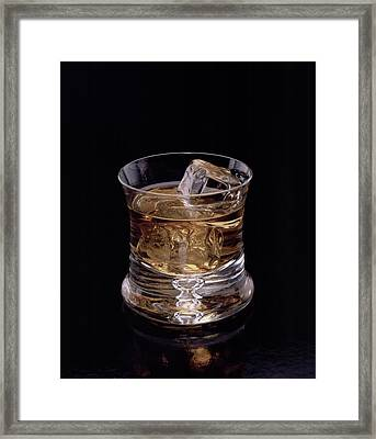 Single Malt Framed Print by Steven Huszar