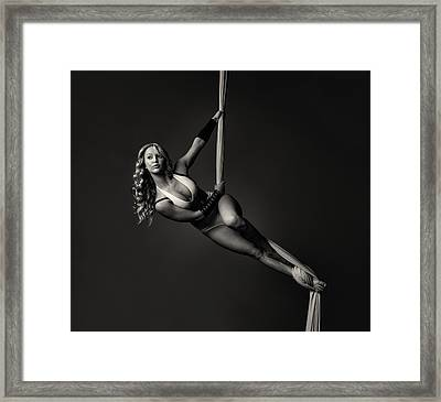 Single Strand Framed Print