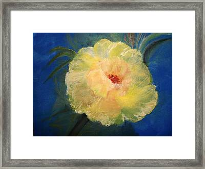 Single Framed Print