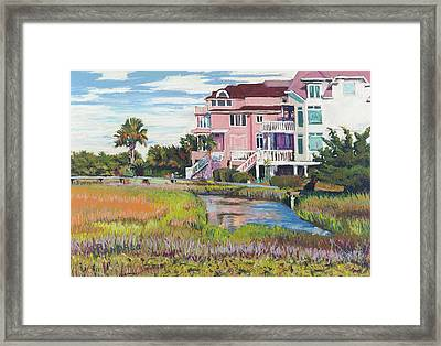 Singleton Beach Framed Print