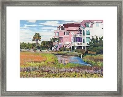 Singleton Beach Framed Print by David Randall