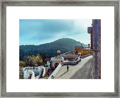 Sintra Views Framed Print