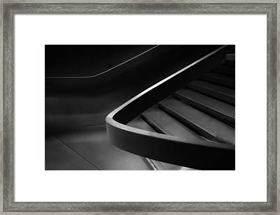 Sinuous   Framed Print