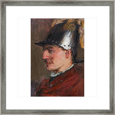Sir James Guthrie Framed Print