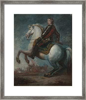 Sir Jeffrey Amherst Framed Print