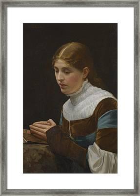 Sir John Lavery Framed Print
