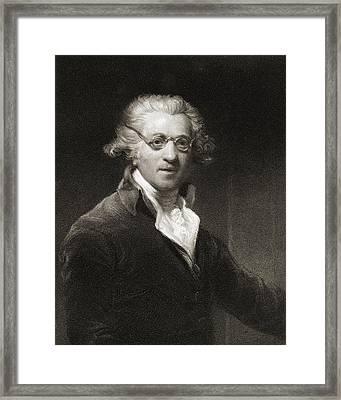 Sir Joshua Reynolds 1723-1792. English Framed Print by Vintage Design Pics
