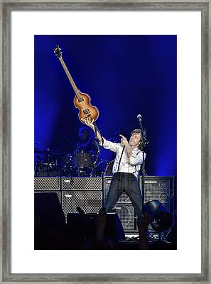 Sir Paul Framed Print by Alexander Hill