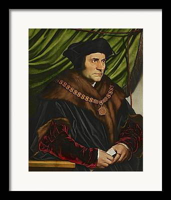 Holbein Framed Prints