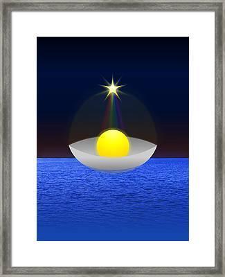 Sirius Framed Print by Selim Oezkan