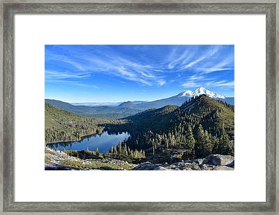 Siskiyou Beauty Framed Print