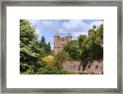Sissinghurst Castle - England Framed Print