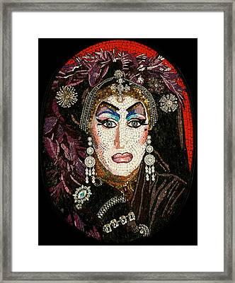 Sister Roma Framed Print by Michael Kruzich