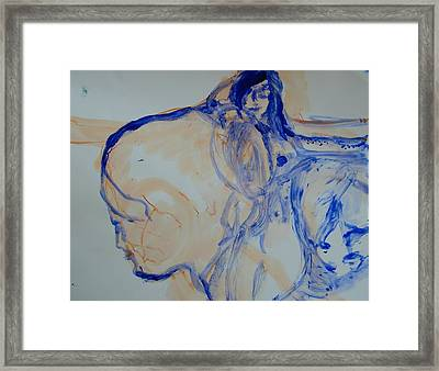Sisterhood Framed Print by Judith Redman
