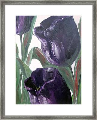 Sisters Framed Print by Diane Daigle