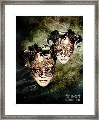 Sisters Framed Print by Jacky Gerritsen