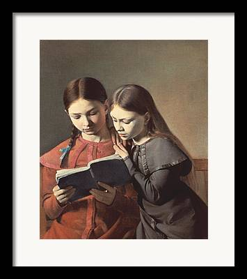 Signe Framed Prints