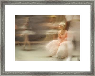 Fairy Story Framed Print by H James Hoff