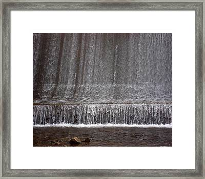 Sitting In Awe Framed Print by Marilynne Bull