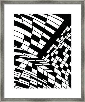 Situation Framed Print