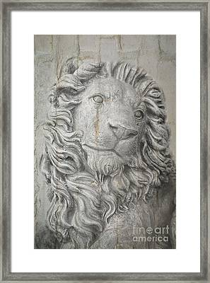 Six Steps To The Throne Framed Print