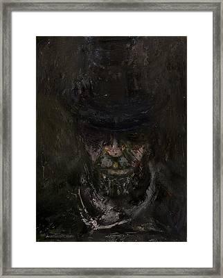 Sixteen  Framed Print by Antonio Ortiz