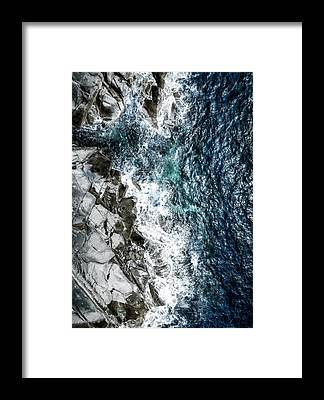 Drone Framed Prints