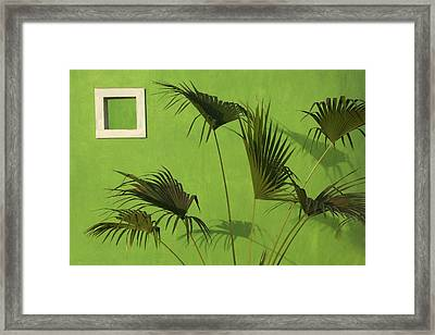 Skc 0683 Nature Outside Framed Print