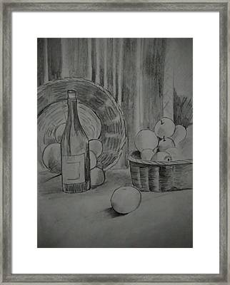Kitchen Framed Print by Ashish Nautiyal