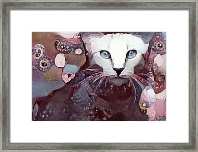 Skimbleshanks Framed Print