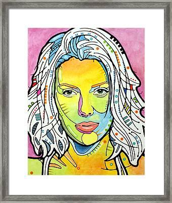 Skin Deep Framed Print by Dean Russo