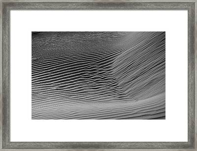 Skn 1132 Wind's Creation Framed Print