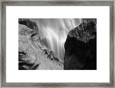 Skn 4285 Motion And Still Framed Print