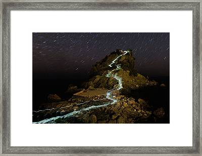 Skopelos Framed Print