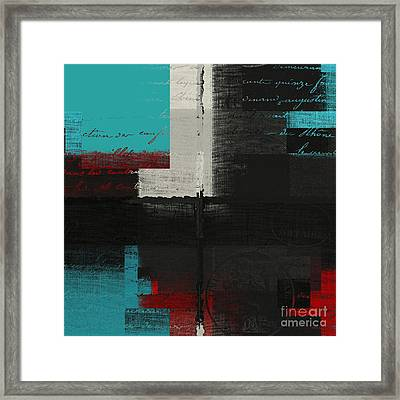 Skouarios 04bttx - J234143191-v2 Framed Print by Variance Collections