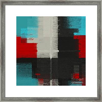 Skouarios 04ttx - J103103052 Framed Print by Variance Collections