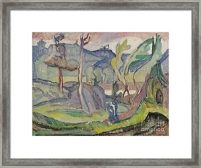 Skuggor Framed Print by Celestial Images