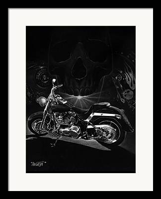 Gift Drawings Framed Prints