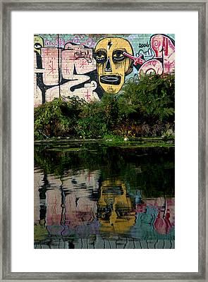 Skull Of Entire 2 Framed Print by Jez C Self