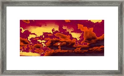 Sky #4 Framed Print