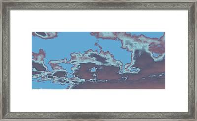 Sky #5 Framed Print