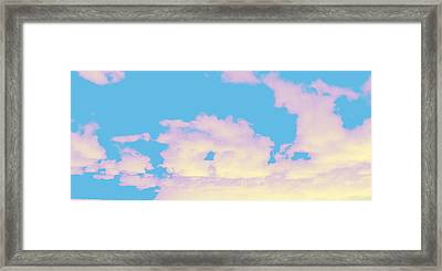Sky #6 Framed Print