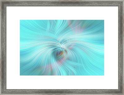 Sky And Openness Framed Print