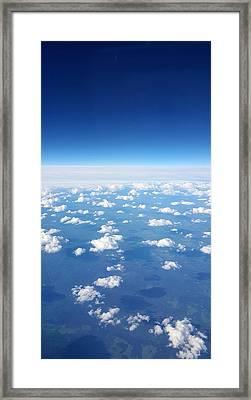 Sky Life Framed Print