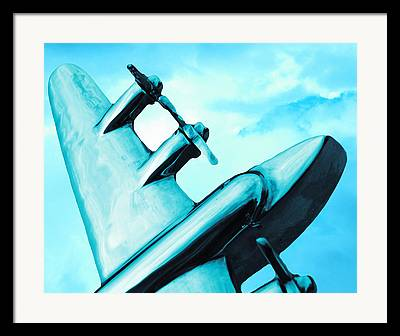 Airlines Framed Prints