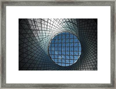 Sky Reflector-net 2 Framed Print
